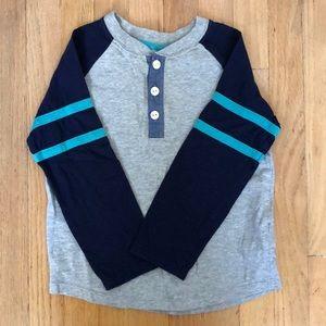 BabyGap Little Boys Long Sleeve Shirt